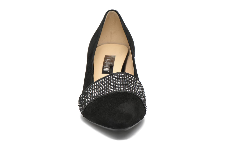 Escarpins Gabor Gabriella Noir vue portées chaussures