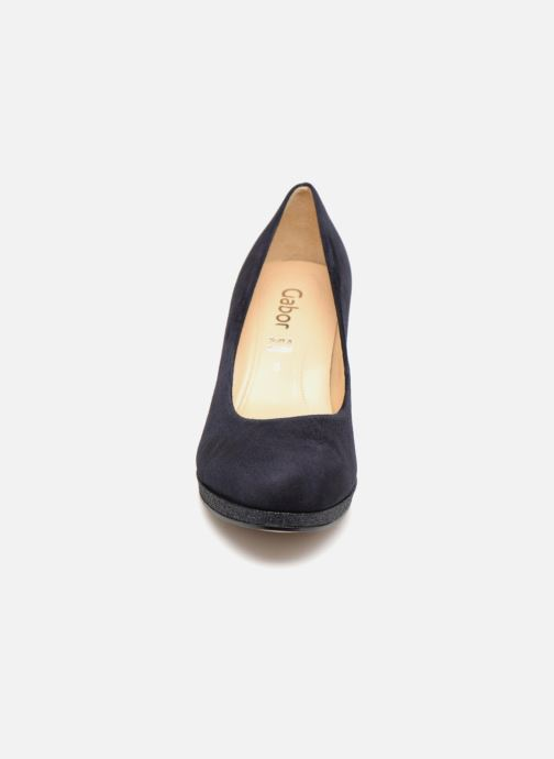 Escarpins Gabor Myriam Noir vue portées chaussures