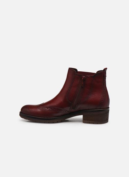 Bottines et boots Gabor Anna Marron vue face