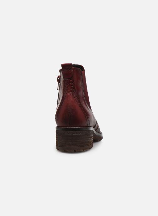 Bottines et boots Gabor Anna Marron vue droite