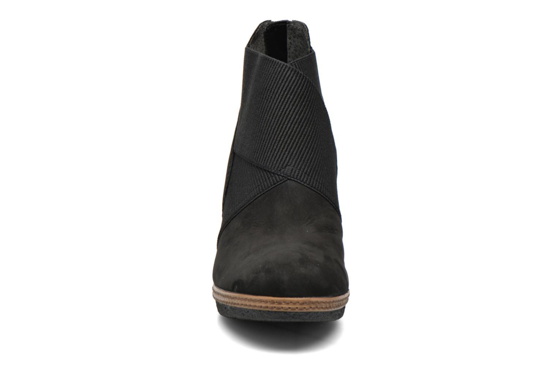 Bottines et boots Gabor Mathilde Noir vue portées chaussures