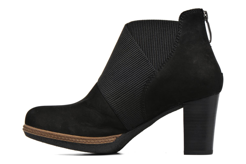 Bottines et boots Gabor Mathilde Noir vue face