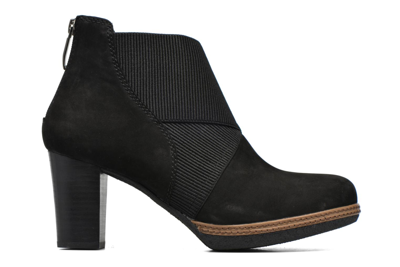 Bottines et boots Gabor Mathilde Noir vue derrière