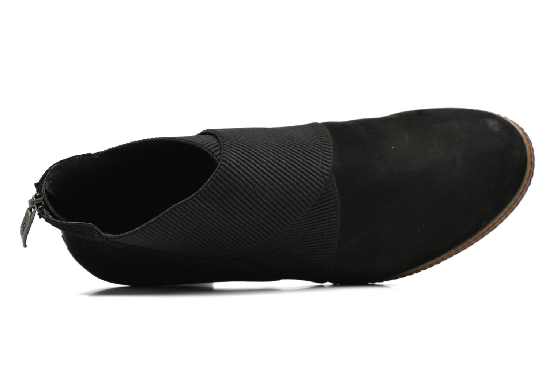 Bottines et boots Gabor Mathilde Noir vue gauche