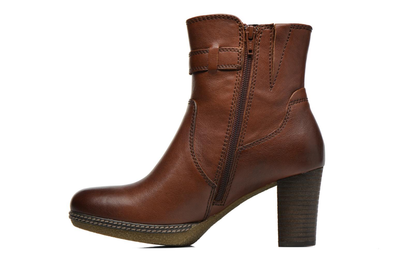 Bottines et boots Gabor Solenne Marron vue face