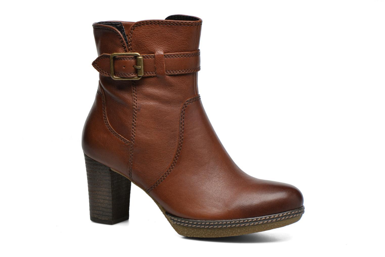 Bottines et boots Gabor Solenne Marron vue détail/paire