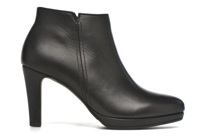 Bottines et boots Gabor Anne Noir vue derrière