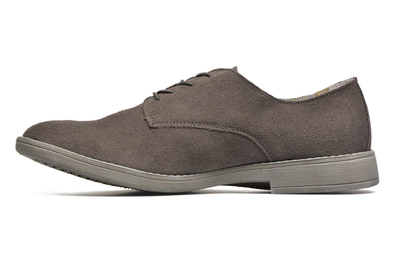 Chaussures à lacets DUDE Volterra Gris vue face