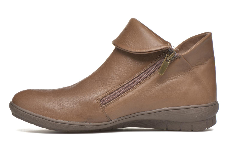Bottines et boots Sweet Bibaz Marron vue face