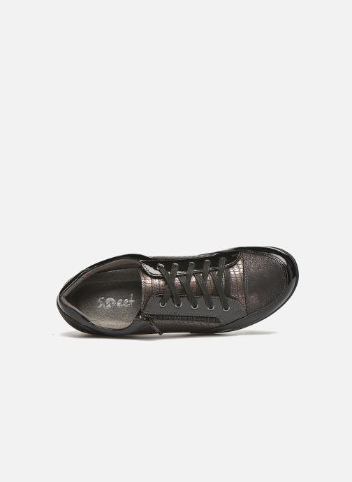 Sneakers Sweet Buenel Zilver links