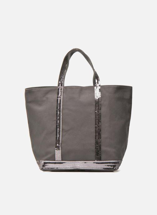 Handtaschen Vanessa Bruno Cabas  M grau ansicht von vorne