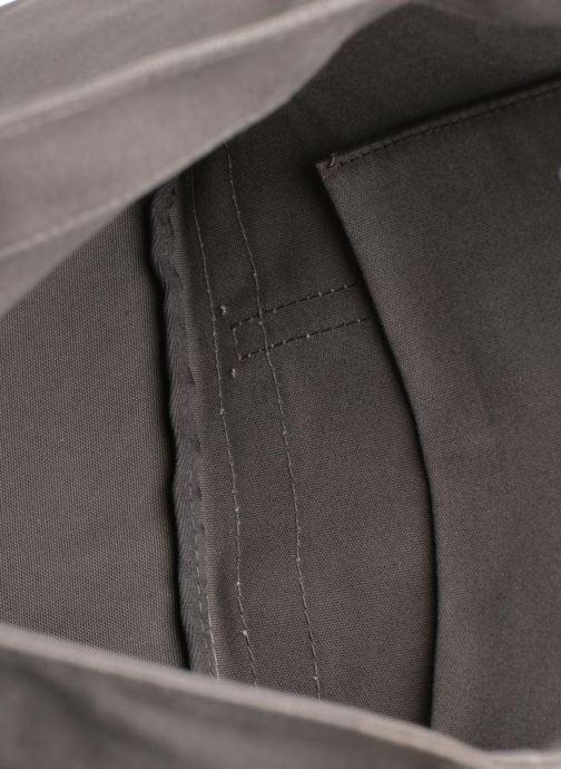 Handtaschen Vanessa Bruno Cabas  M grau ansicht von hinten