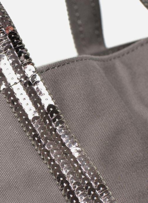 Handtaschen Vanessa Bruno Cabas  M grau ansicht von links