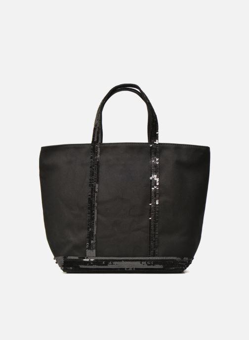 Handtassen Vanessa Bruno Cabas  M Zwart detail