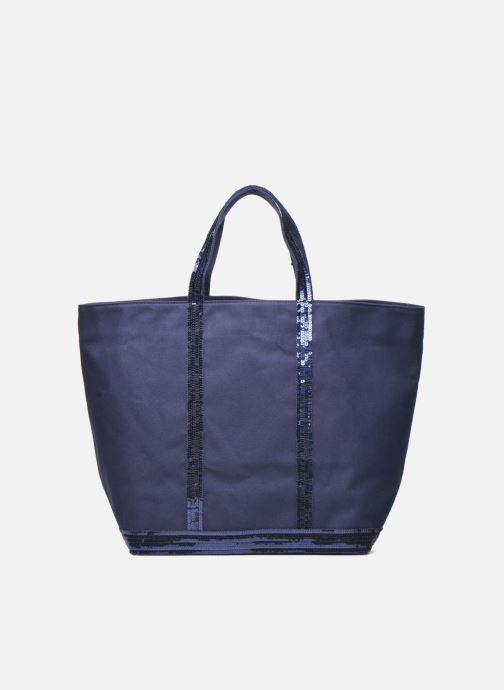 Handtassen Vanessa Bruno Cabas  M+ Blauw voorkant