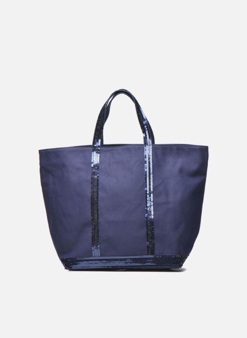 Handtassen Vanessa Bruno Cabas  M+ Blauw detail