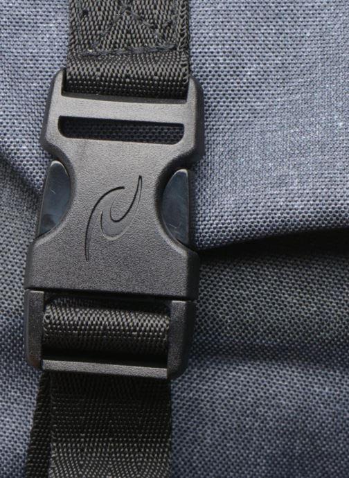 Mochilas Rip Curl Modern Retro Rucker Sac à dos Gris vista lateral izquierda