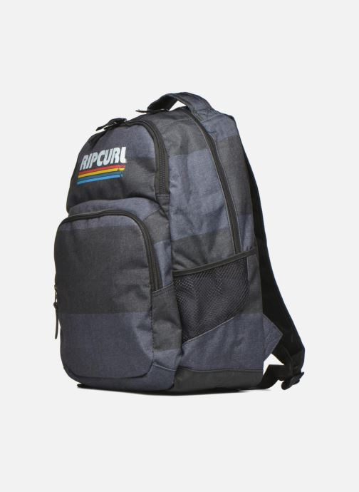Rucksacks Rip Curl Modern Retro Double up Sac à dos 2 compartiments Grey model view