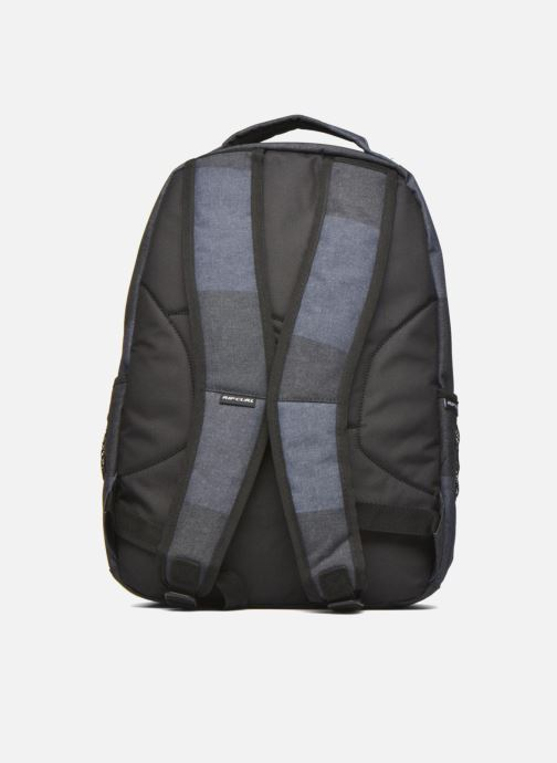 Rucksacks Rip Curl Modern Retro Double up Sac à dos 2 compartiments Grey front view