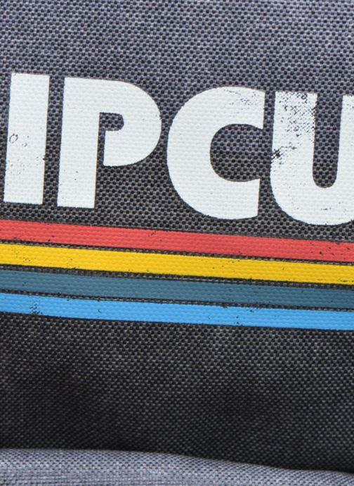 Mochilas Rip Curl Modern Retro Double up Sac à dos 2 compartiments Gris vista lateral izquierda