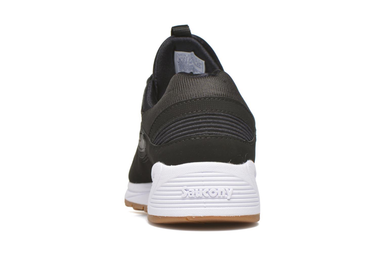 Baskets Saucony Grid 8500 Noir vue droite