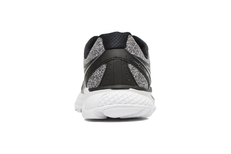 Chaussures de sport Saucony Ride 9 Noir vue droite