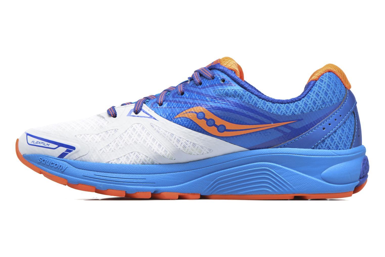 Chaussures de sport Saucony Ride 9 Bleu vue face