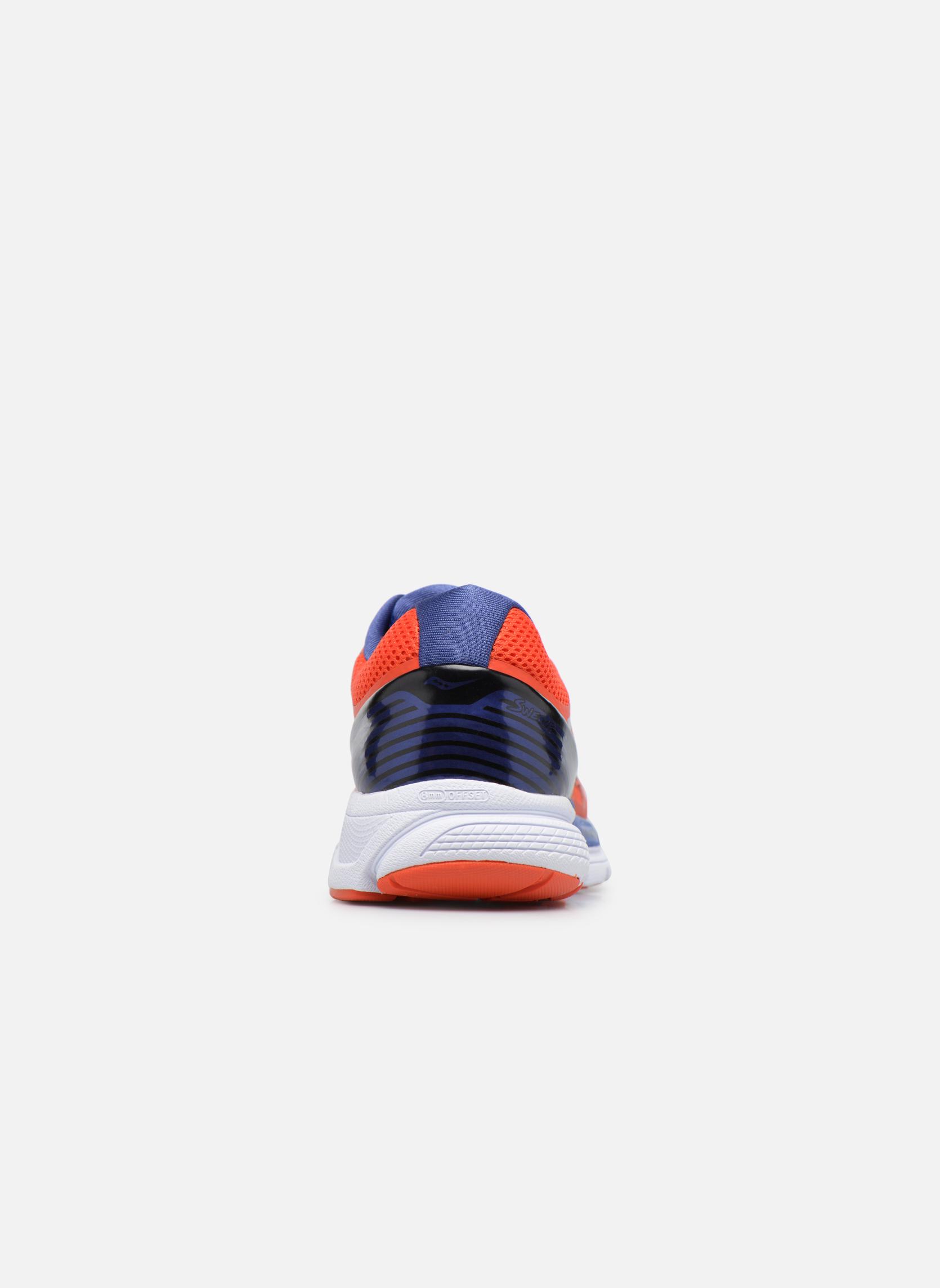Chaussures de sport Saucony Swerve Rouge vue droite