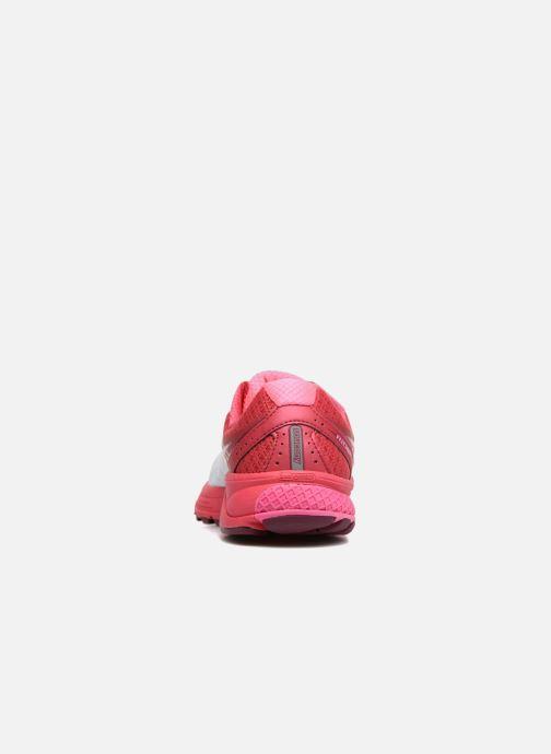 Chaussures de sport Saucony Ride 9 W Rose vue droite