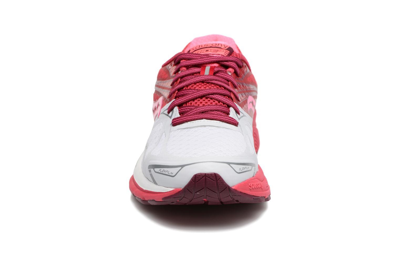 Zapatillas de deporte Saucony Ride 9 W Rosa vista del modelo
