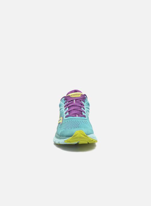 Zapatillas de deporte Saucony Swerve W Verde vista del modelo