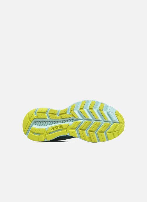 Zapatillas de deporte Saucony Swerve W Verde vista de arriba