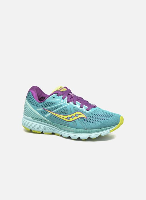 03ba433f163 Saucony Swerve W (Vert) - Chaussures de sport chez Sarenza (291318)