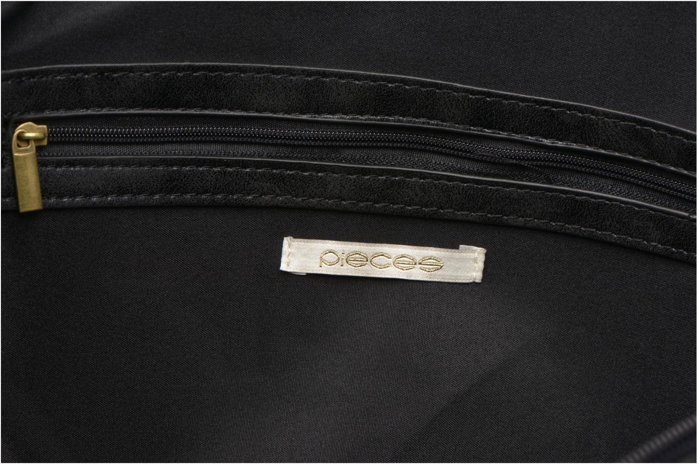 Sacs à main Pieces POLTA Bag Noir vue derrière
