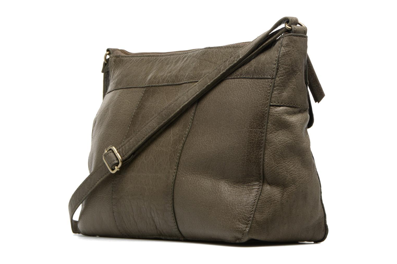 Sacs à main Pieces POFO Leather Crossbody bag Vert vue droite