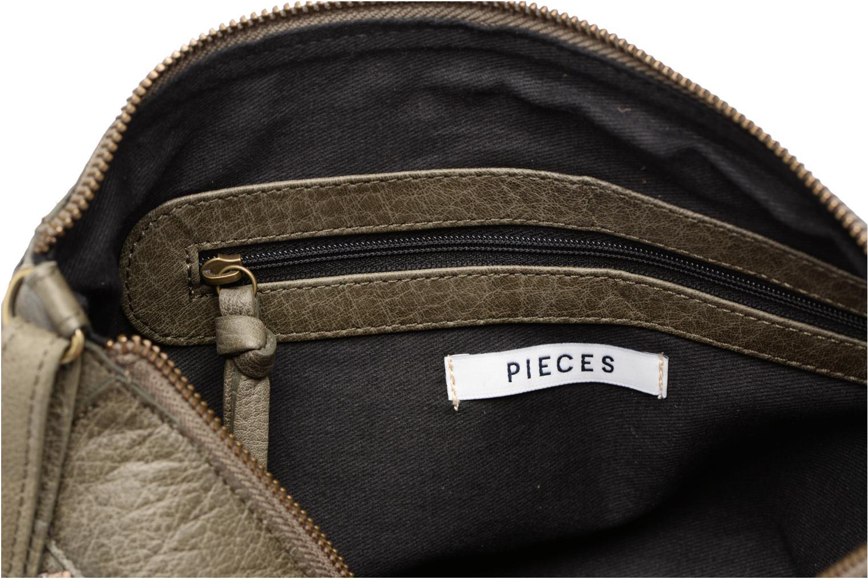 Sacs à main Pieces POFO Leather Crossbody bag Vert vue derrière