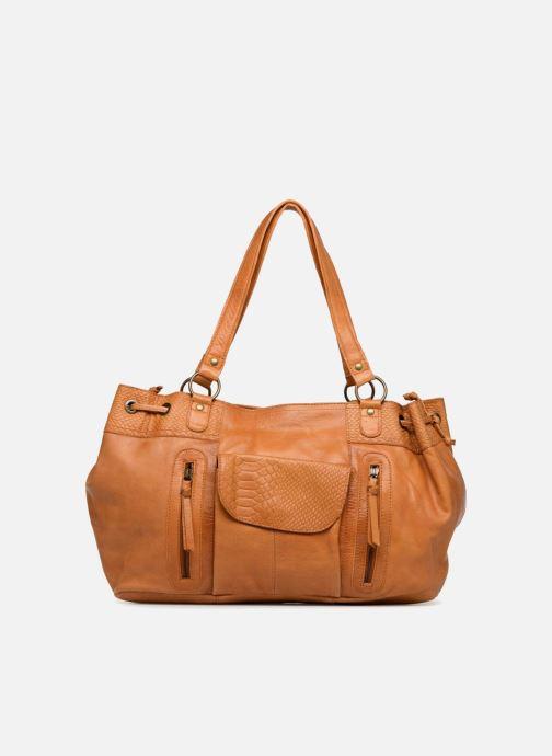 Sacs à main Pieces PIHANNA Leather bag Marron vue détail/paire