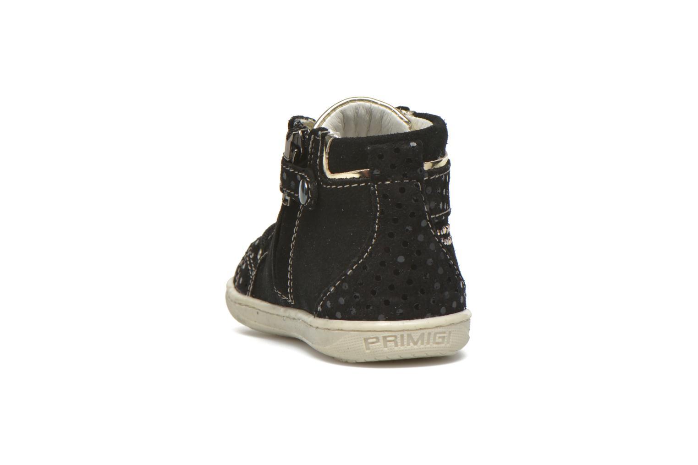 Bottines et boots Primigi Mhila Noir vue droite