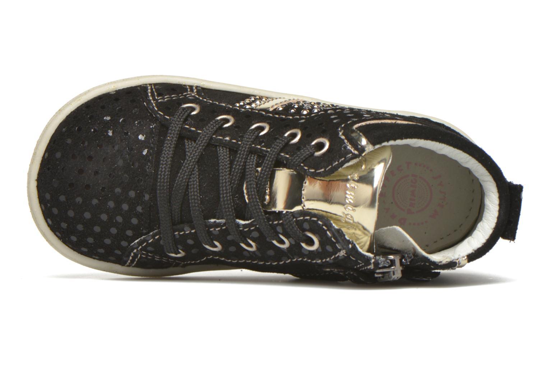 Bottines et boots Primigi Mhila Noir vue gauche