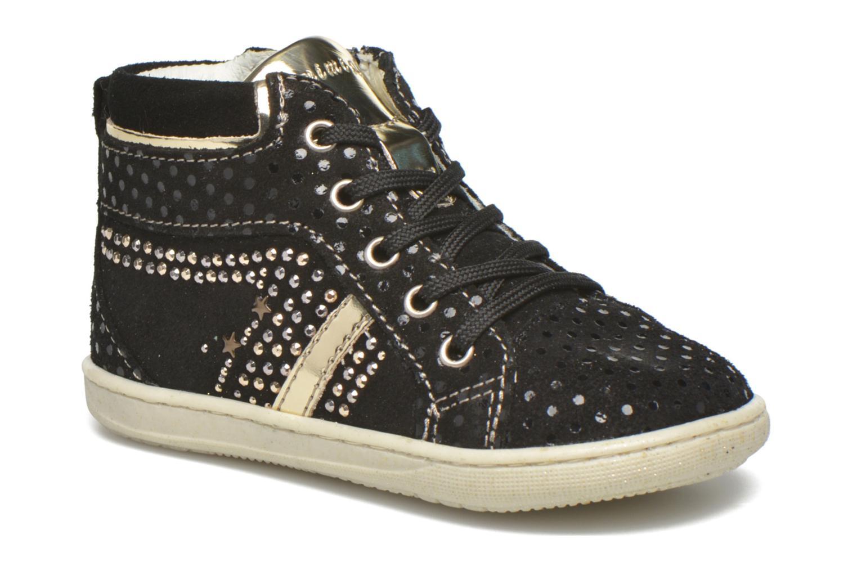 Bottines et boots Primigi Mhila Noir vue détail/paire