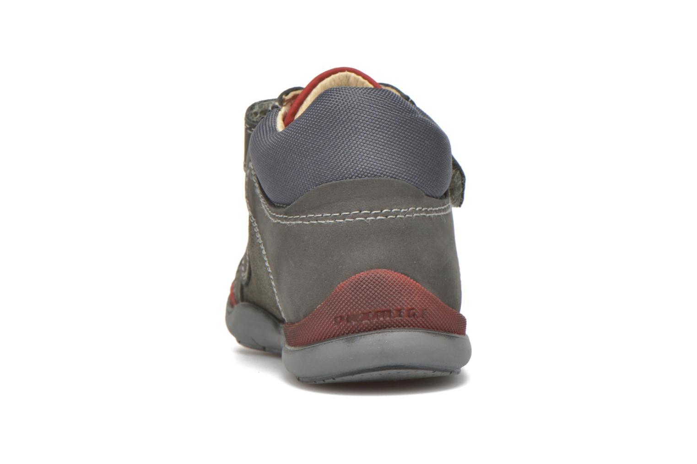 Chaussures à scratch Primigi Tristan Gris vue droite