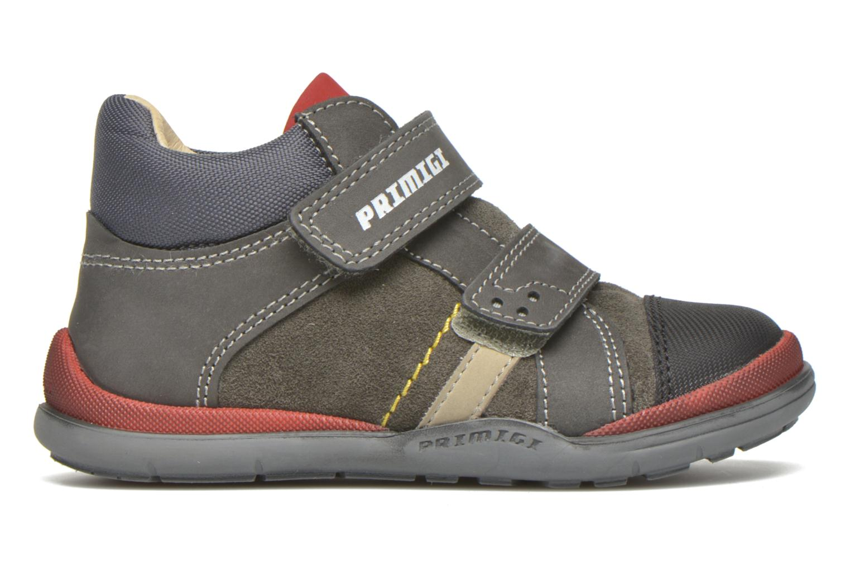 Chaussures à scratch Primigi Tristan Gris vue derrière