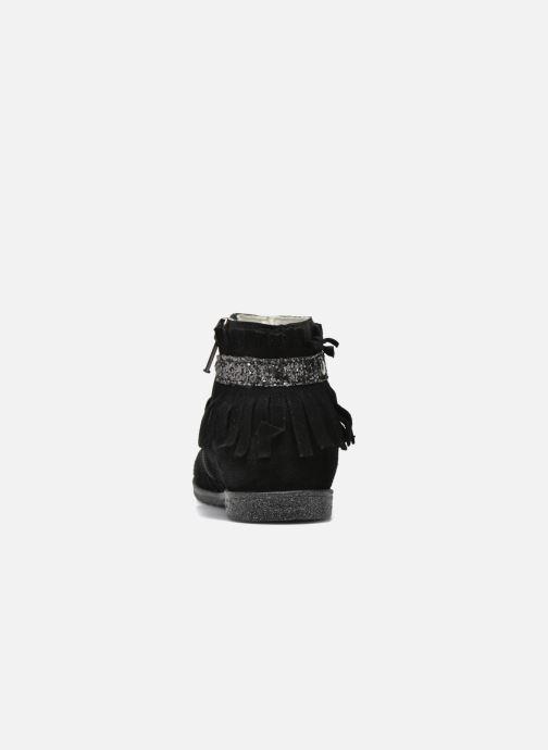 Bottines et boots Primigi Siusy Noir vue droite