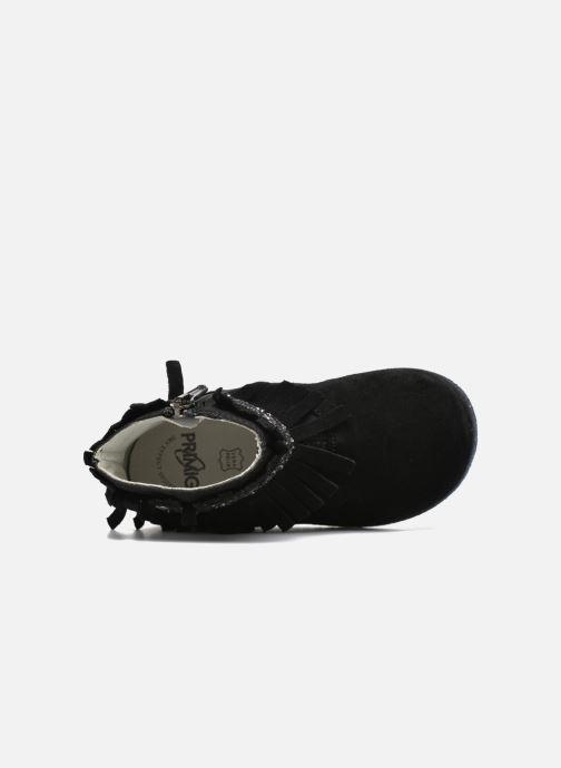 Bottines et boots Primigi Siusy Noir vue gauche