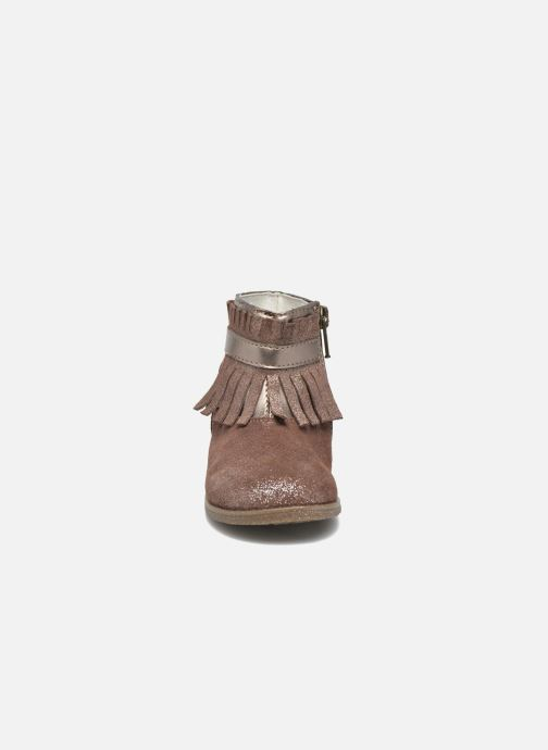 Ankle boots Primigi Siusy Beige model view