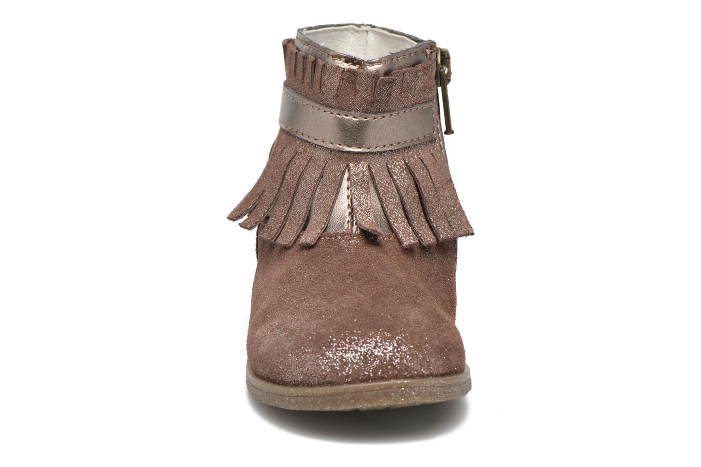 Bottines et boots Primigi Siusy Beige vue portées chaussures