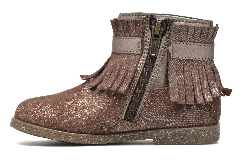 Bottines et boots Primigi Siusy Beige vue face