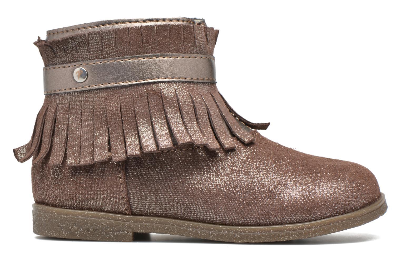 Bottines et boots Primigi Siusy Beige vue derrière