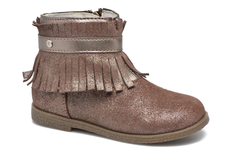 Bottines et boots Primigi Siusy Beige vue détail/paire