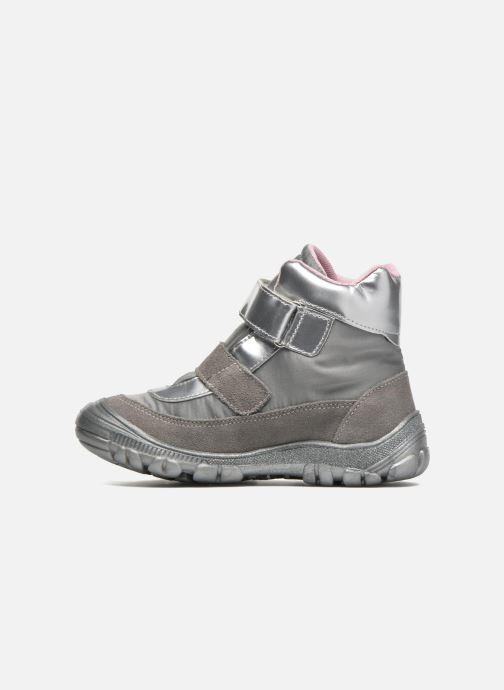Bottines et boots Primigi Meccoy-E Gris vue face